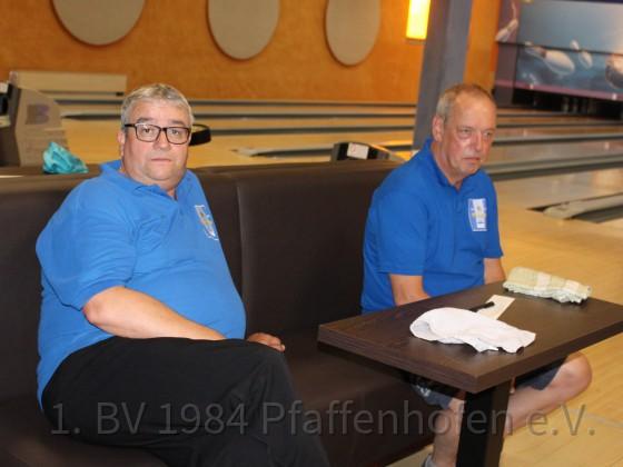 Vergleichskampf mit Bautzen 2019