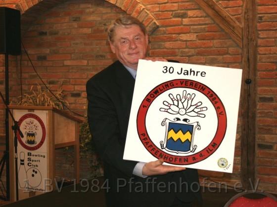 30 Jahr Feier